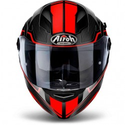 AIROH MOVEMENT-S FASTER RED GLOSS: Mărime - L