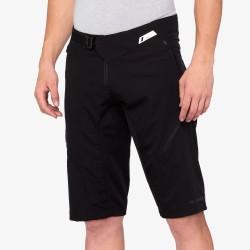 AIRMATIC Shorts Black: Mărime - 30