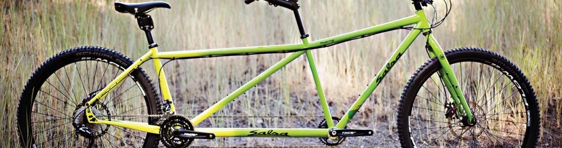 Tandem biciclete