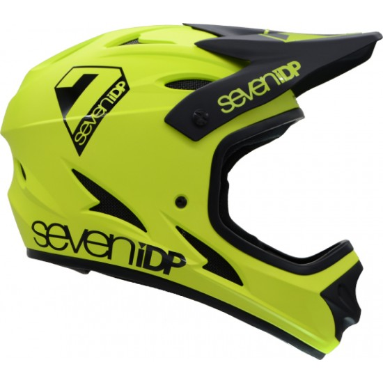 7IDP helmet M1 yellow-black / M / 57-58 cm