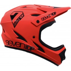 7IDP helmet M1 for young red-black / M / 48-50 cm