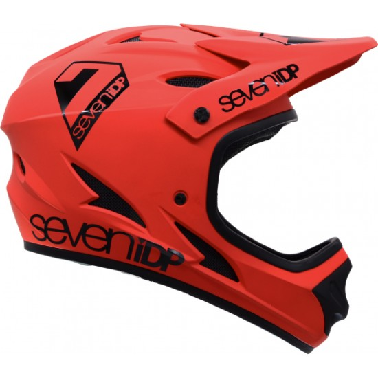 7IDP helmet M1 for young red-black / L / 50-52 cm