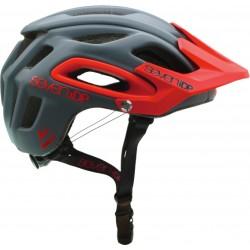 7IDP helmet M2 BOA dark gray-red / XS-S / 52-55 cm