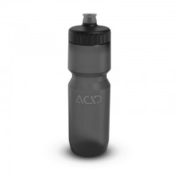 BIDON ACID BOTTLE FEATHER 0.75L  Negru