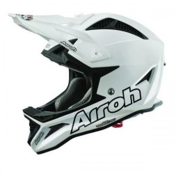 AIROH FIGHTERS COLOR WHITE GLOSS: Mărime - XL