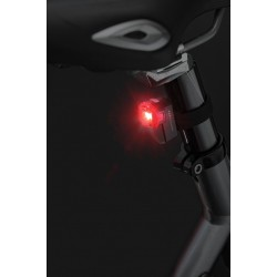 Far + stop AXA Compactline 20 lux - USB