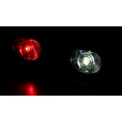 Far + stop AXA Comet X 1 LED