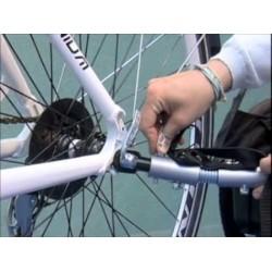 Remorcă adaptor pt. B-Taxi pt. bicicletă adult