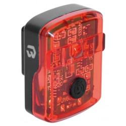 Lampă BIKEFUN NIT USB spate - JY-6080A-T1