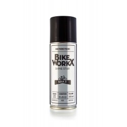 Agent de curățare BIKEWORKX SHINE STAR MAT Spray 200 ml - SHINEM/200