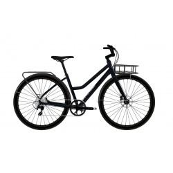 Bicicleta Cannondale EQ DLX Remixte 2021 Black Magic, Mărime: L