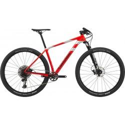 Bicicleta Cannondale F-Si Carbon 3 2020 red, Mărime: L