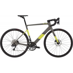 Bicicleta electrica Cannondale SuperSix EVO Neo 2 2021 Stealth Gray, Mărime: S