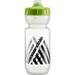 Bidon Cannondale Retro 750 ml transparent verde 2019, Capacitate: 750 ml