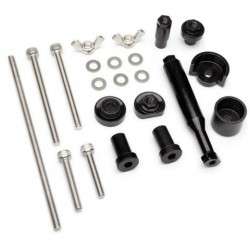 Cannondale Bearing Tool Kit - Jekyll - Trigger, Culoare: Silver