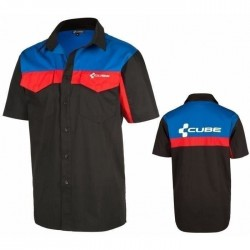CAMASA CUBE WORKSHIRT MANECA SCURTA   M