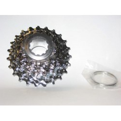 CYCLEOPS cassette 11-23 teeth for standard or Pro hub; 10-fold for Campagnolo