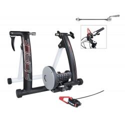 Trainer Force Magnetic 650W aluminiu negru mat