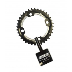 Foaie angrenaj FSA CR MTB PRO black 104-38T D10 WB265