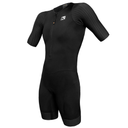 Costum triathlon FUNKIER Levico Men Pro - Negru S