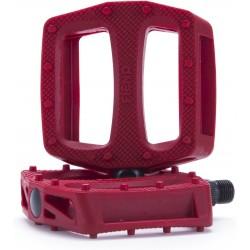 FIEND PC pedals Reynolds red