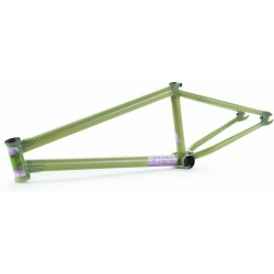FIEND frame Ty Morrow V4 20.75 inches / green / with brake posts