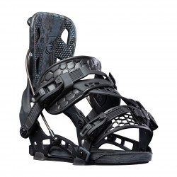 Legaturi Snowboard Flow NX2 Hybrid Black L