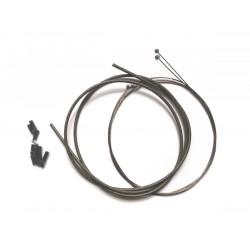 Cablu frana + Camasa IXOW All Condition (Mtb/road) - Carbon