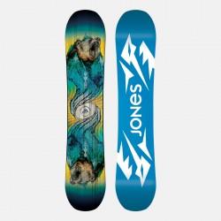 Placa Snowboard Jones Prodigy 130 cm