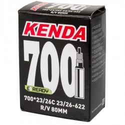 Camera  KENDA   700×18-26C FV(VALVA -80 MM)