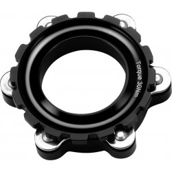 Adaptor Centerlock Kross 15 mm black