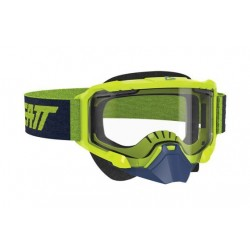 GOGGLE SNOWMOBIL  VELOCITY 4.5 SNX NEON LIME CLEAR 83%: Mărime - NoSize