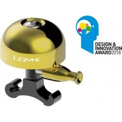 LEZYNE Classic Brass Fahrradklingel 28 g / M / gold-black
