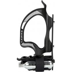 LEZYNE bicycle repair kit Flow Storage Adapter tool CO2 black