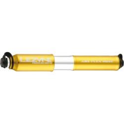 LEZYNE Bicycle Mini Pump Pressure Drive CNC gold glossy / M (21.6) cm