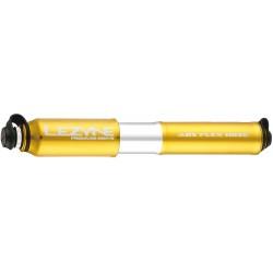 LEZYNE Bicycle Mini Pump Pressure Drive CNC black glossy / S (17.0) cm
