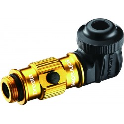 LEZYNE ABS Flip Chuck thread valve Swivel