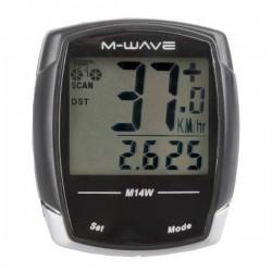 Bike Computer Wireless  M-WAVE