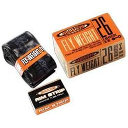 Camera 26X1.90 /2.125 FV60 Maxxis Flyweight Rim Strip Presta