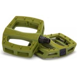 MERRITT pedals P1 olive