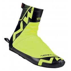 Husă pantofi NORTHWAVE ACQUA SUMMER L (41-43), galben fluo/negru