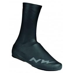 Husă pantofi NORTHWAVE iarnă FAST H2O negru