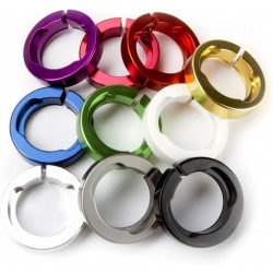 GREEN ODI clamping ring for lock-on system
