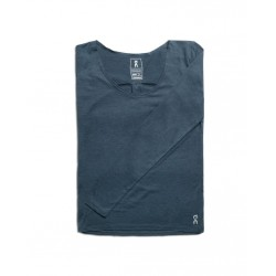 Bluza dama Performance Long T denim, Mărime: L