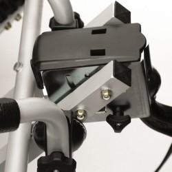 Suport 2 biciclete Peruzzo Siena 668/2 cu prindere pe carligul de remorcare