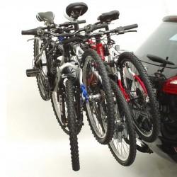 Suport 4 biciclete Peruzzo Arezzo 667/4 cu prindere pe carligul de remorcare
