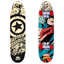 Skateboard Seven Wooden Captain America