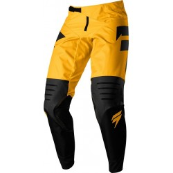 3LACK STRIKE PANT YELLOW: Mărime - 36