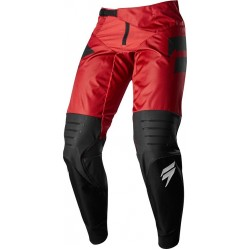 3LACK STRIKE PANT DARK RED: Mărime - 34