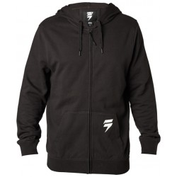 3LUE LABEL ZIP FLEECE [BLK]: Mărime - 2X